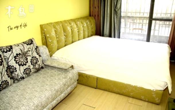崇文门新世界浪漫小公寓一居室