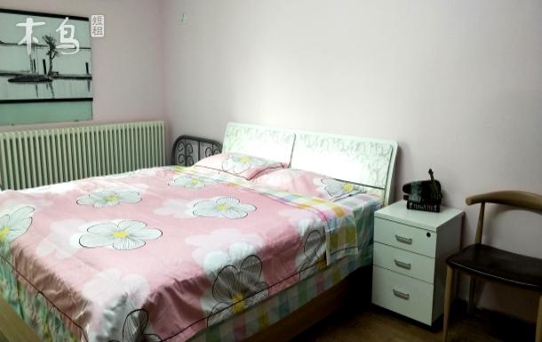 天安门周边 温馨舒适家庭套房 一居室