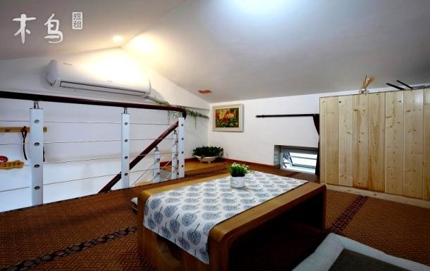 靠近外滩传统海派石库门 有风情一居室