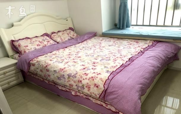 星湖都市生活广场尊享舒适大床房