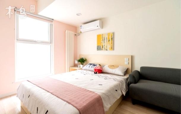 城铁7号线 南楼梓庄 欢乐谷附近精装一室 可以短租