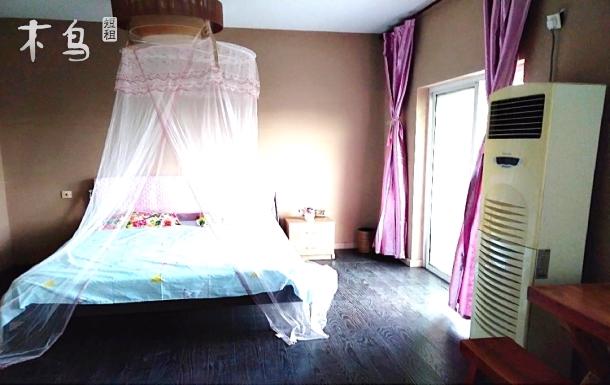 泰晤士别墅豪华双床房