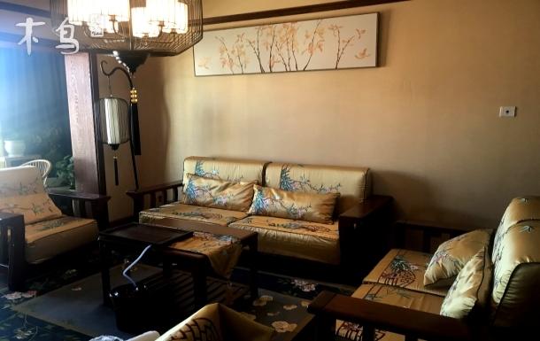 经典双城 地铁口 新中式 奢华古典 三居室