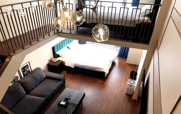 滨江现代小米全智能家居大床房近奥体近世界博览中心