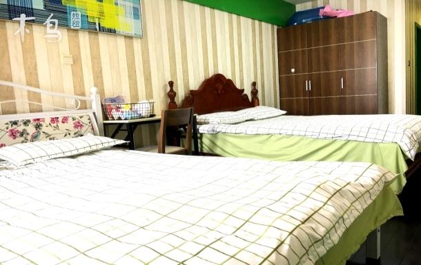 温馨大床房(72号),距离新华医院50米