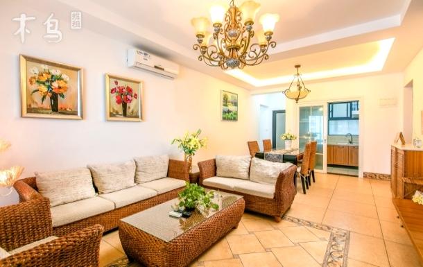 三亚湾椰梦长廊奢华两居室