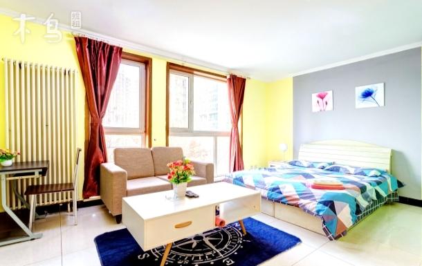 青年路地铁6号线大悦城 舒适温馨 1居室