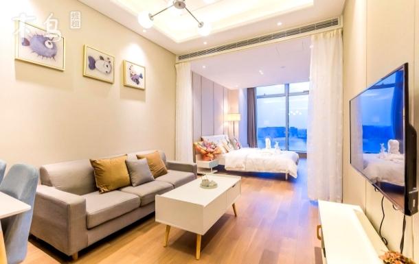 滨江金融CBD 温馨一居室