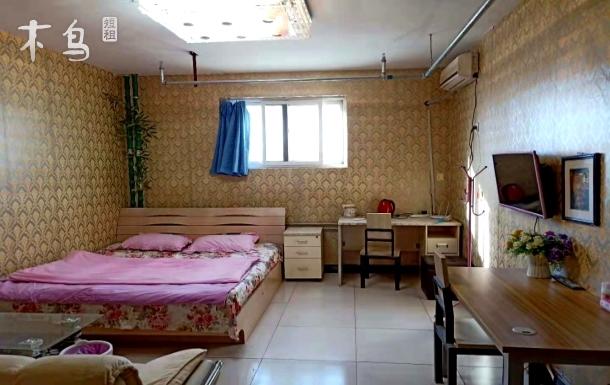 温都水城附近公寓一居室