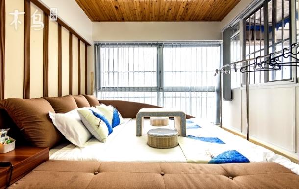 春熙路/天府广场/九龙/榻榻米护栏床 一居室