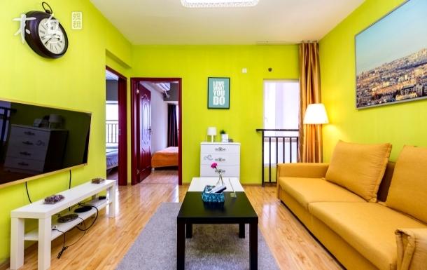 润扬双铁广场 犀铺地铁口靠交大宜家风格两居室
