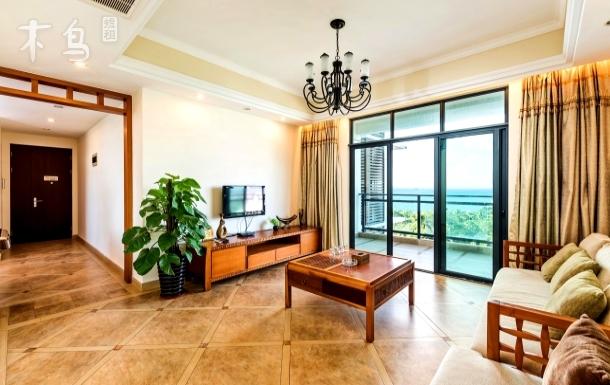 三亚湾椰梦长廊海景温泉泳池 2房2卫