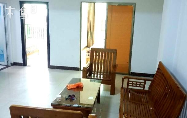回新社区海景两居室