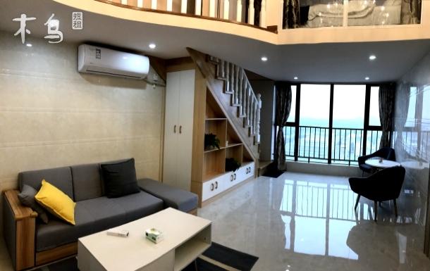 长隆旅游度假区 长隆欢乐世界 广州南站 广交会 温馨复式全新两房家庭主题