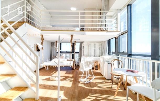 【日出】紧邻房山线 高层观影长阳地铁站 Loft两居室