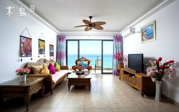 靠近三亚湾海水浴场海景两房两厅