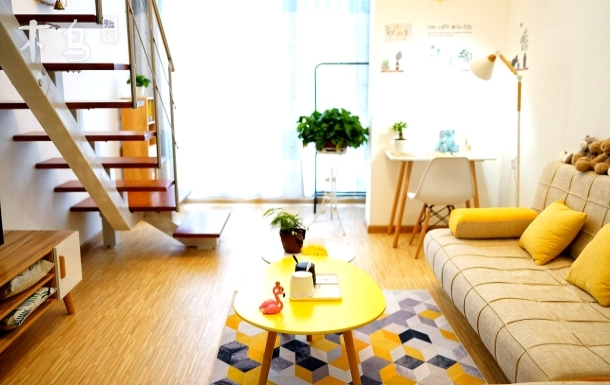 【兰亭阅心】loft/地铁口西山翠湖南屏 一居室
