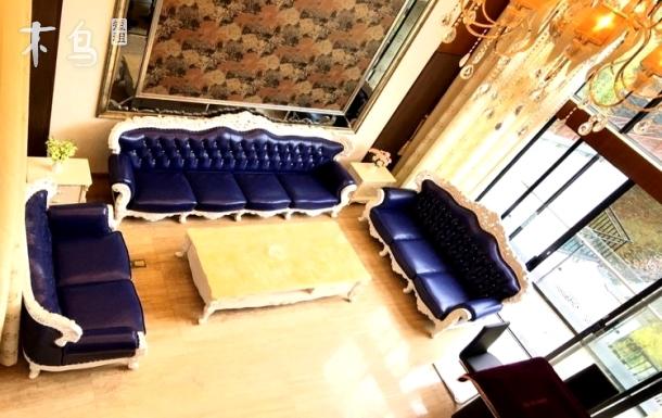 明月山溪11房18床欧式豪华度假别墅