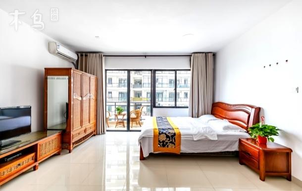 三亚湾外贸海岸人家浪漫温馨大床房