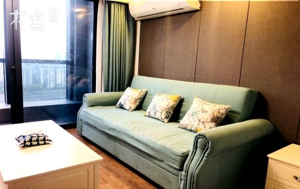 中赢康康谷 loft两室 家庭房清新风格