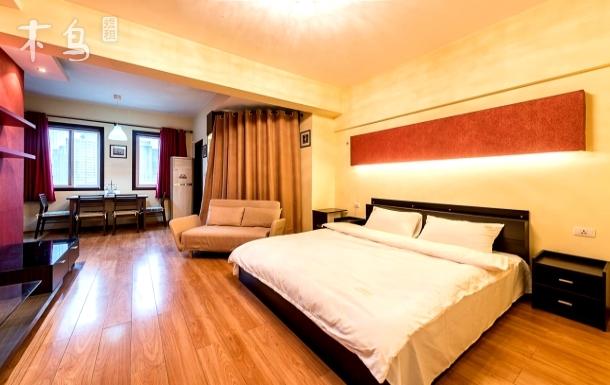 「缦野」核心区中南双地铁汉街东湖品质居家一居室