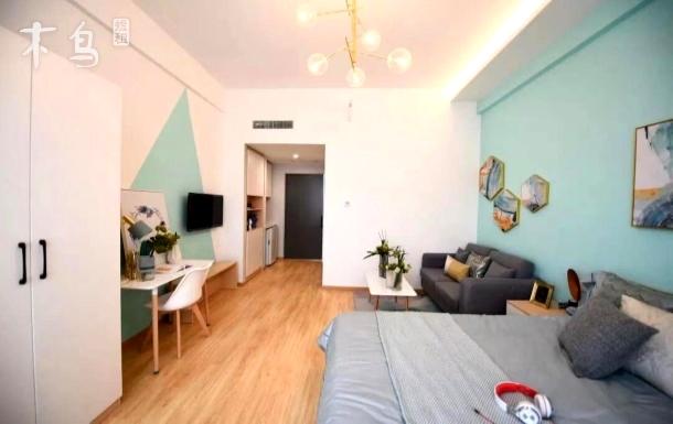 天津之眼摩天轮,古文化街轻奢灵动精装舒适一居室