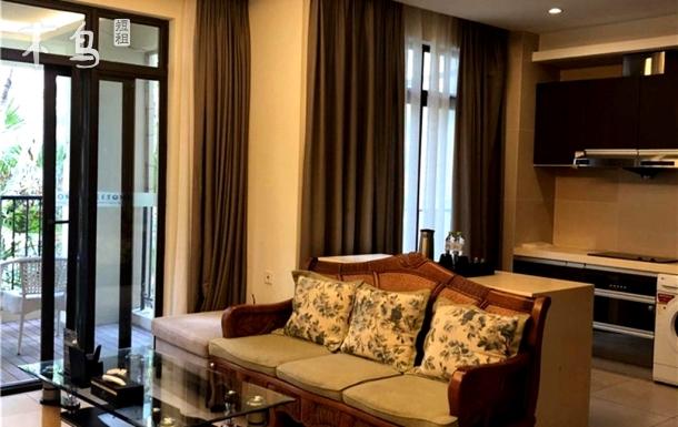 亚龙湾热带天堂超大阳台一室一厅套房