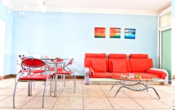 三亚湾巴哥海景公寓海景两房套房