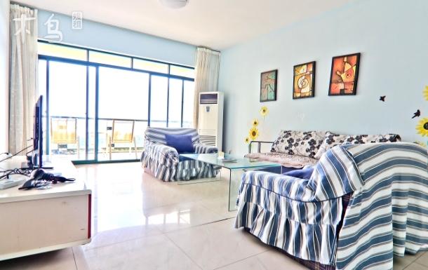 三亚湾巴哥海景公寓三房套房