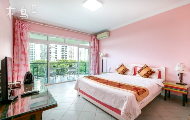 三亚湾巴哥海景公寓经济海景房一居室