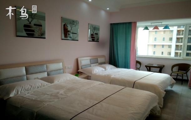 奥园会展广场标准双床房