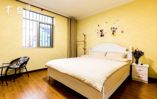 【维尼熊】迪士尼乐园站双床房含早