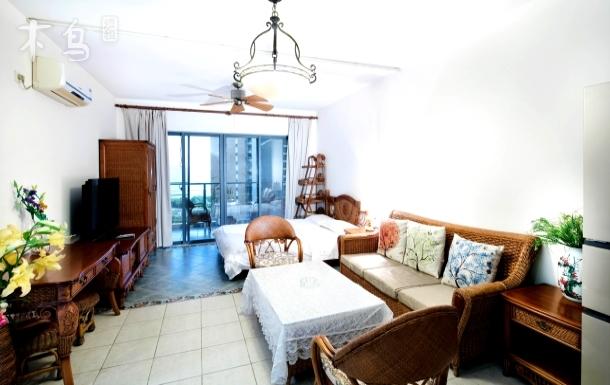 425军区医院舒适亲子家庭套房一居室