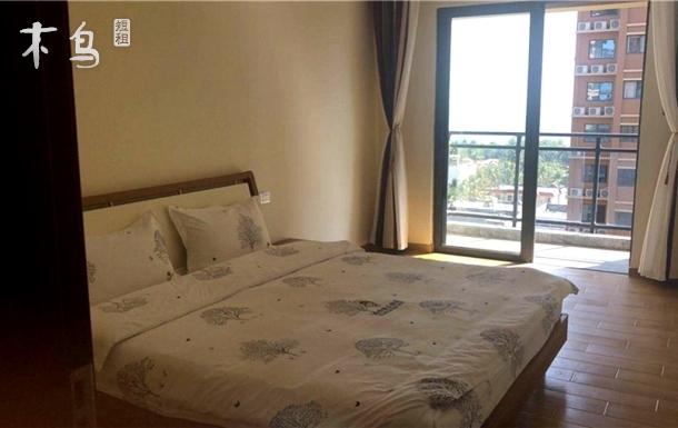 三亚湾·椰梦长廊·椰林·览海简约欧式两房一厅