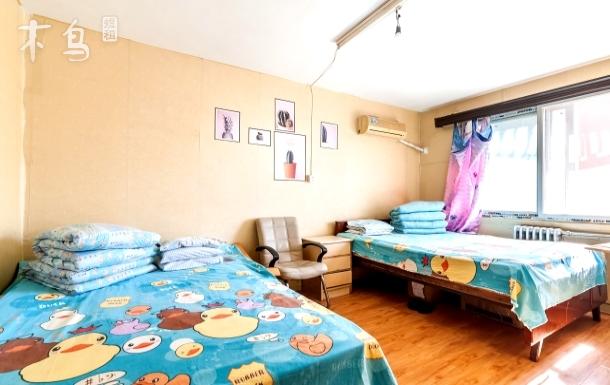 环湖西里温馨家庭两居室