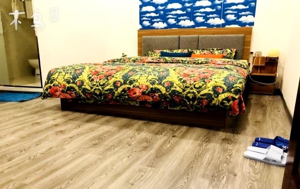 新店农贸市场附近舒适大床房