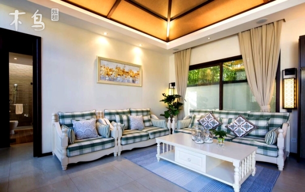 (璞舍)  海棠湾独栋泳池别墅两居室