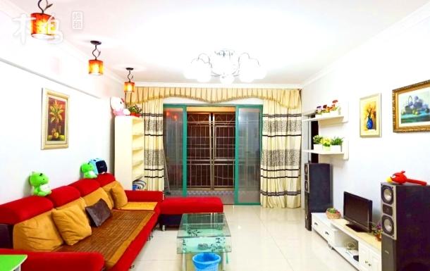 永旺商场附近 能做饭现代简约三居室