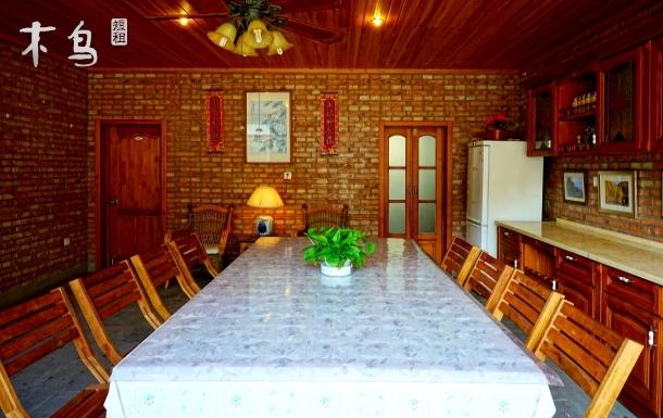 响水湖景区内能做饭的两室两卫一厨房套房