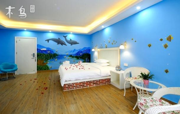 【亚龙湾】森林公园 大鱼海棠大床房