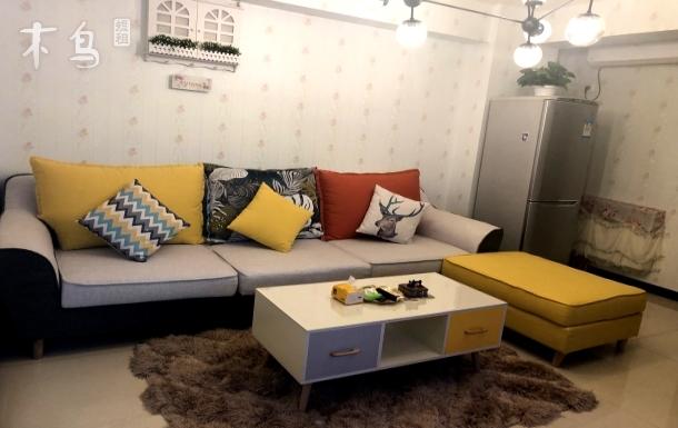 近地铁4号线 主题民宿 一居室