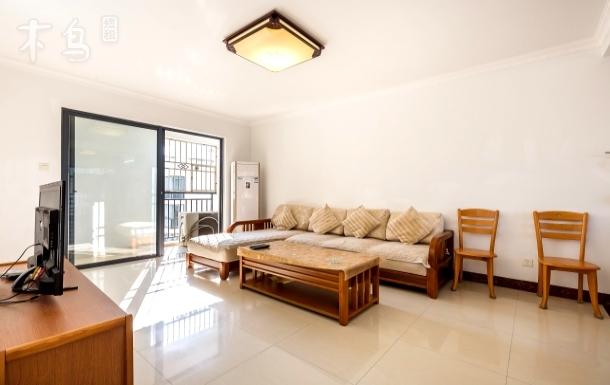 大东海120平米临海舒适三居室