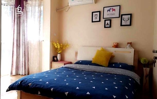双流机场附近 北京华联旁 家庭民宿温馨大床房