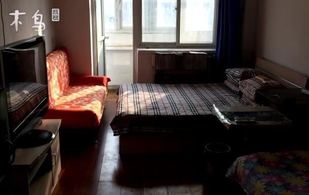 北京大学肿瘤医院家庭房一居