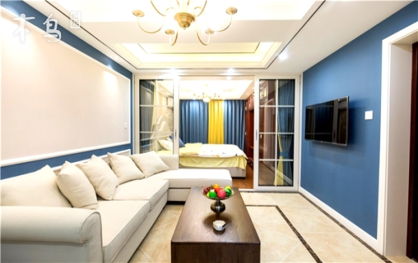 天伦医院,东华医院近地铁三号线上海第五中 一居室