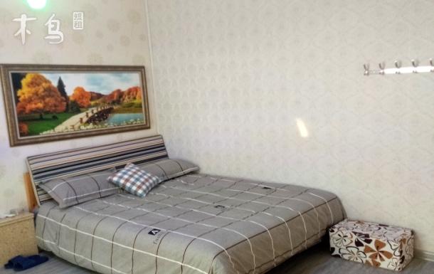 轻奢欧式大床房靠近二七 万达