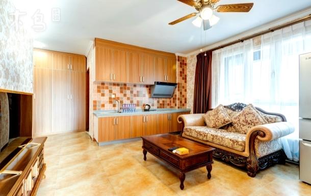 (可长租月租)亚运村鸟巢舒适居家一居室