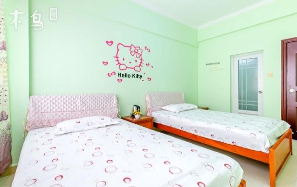 日吉海景60度海景双床房