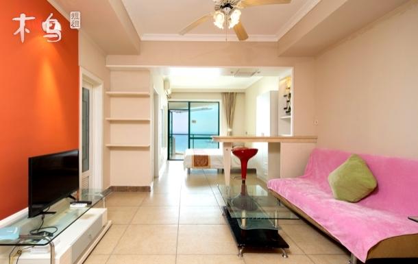 三亚湾海岛名家海景公寓海景小两房