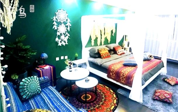 宝龙国际购物中心舒适一居室